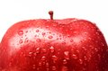 Wet Red Delicious Apple Stock Images - 29495984