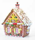 Gingerbread House Royalty Free Stock Photography - 2955747