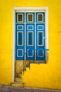 Colorful Door On An Old House In Havana Royalty Free Stock Photos - 29504008