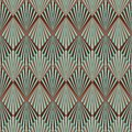Art Deco Pattern Royalty Free Stock Images - 29510109