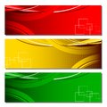 Colorful Banner Royalty Free Stock Image - 29514386