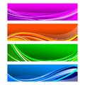 Colorful Banner Royalty Free Stock Photo - 29514455