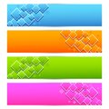 Colorful Banner Stock Photography - 29515382