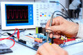 Tech Tests Electronic Equipment Stock Images - 29523264
