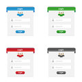 Login Forms Royalty Free Stock Image - 29540926