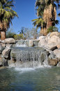 Palm Desert Oasis Royalty Free Stock Photo - 29542915