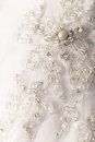 Detail Of Wedding Dress Royalty Free Stock Photography - 29543147