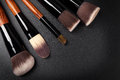 Make-up Brushes Royalty Free Stock Images - 29549459