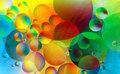 Colorful Abstract Bubbles Stock Photos - 29551473