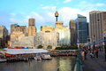 Darling Harbour At Evening Hour Stock Image - 29551951