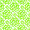 Spring Green Psychedelic Sixties Pattern Royalty Free Stock Photography - 29568997