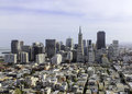 San Francisco Downtown Stock Photography - 29581312