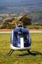 Modern Light Helicopter Royalty Free Stock Photo - 29593515