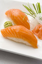 Salmon Sushi Stock Photography - 2962542