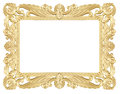 Gold Frame Royalty Free Stock Photo - 29605685