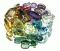 Gemstones Royalty Free Stock Image - 29615356