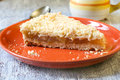 Dutch Apple Cake Royalty Free Stock Photography - 29617577