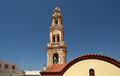 Panormitis Monastery, Symi Island, Greece Royalty Free Stock Photography - 29695317