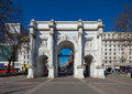 Marble Arch, London Stock Images - 29697704