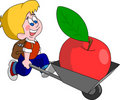 Back To School (vector) Stock Images - 2970404