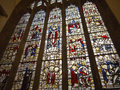 Stained Glass Windows In York Royalty Free Stock Images - 29706329
