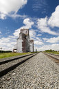 Grain Elevator Stock Photography - 29742872