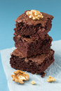 Chocolate Brownies Stock Photography - 29751522
