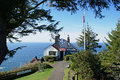 Cape Foulweather Observatory Royalty Free Stock Photography - 29781847