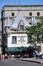 Museum Of Fort In Old Quebec City Royalty Free Stock Photography - 29783237