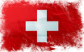 Flag Of Swiss Stock Photos - 2981243