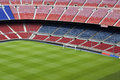 Soccer Or Football Ground Stock Photography - 2988342