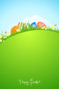 Beautiful Easter Holiday Background Stock Photo - 29819000