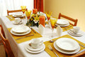 Dining Table Stock Image - 29833171