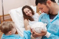 Maternity Ward Stock Image - 29833811