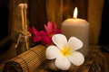 Low Light Spa Setting Indoor Royalty Free Stock Images - 29840219