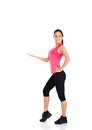 Sport Fitness Woman Royalty Free Stock Photography - 29849367