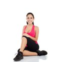 Sport Fitness Woman Royalty Free Stock Photo - 29849575