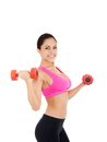 Sport Fitness Woman Royalty Free Stock Photos - 29849808
