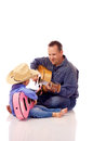 Father And Son Royalty Free Stock Photo - 29850145