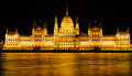 Hungarian Parliament In Budapest, Hungary Royalty Free Stock Images - 29854609