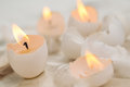 Easter Eggs-candles Stock Photography - 29865512