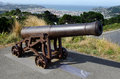 Old Cannon Stock Photo - 29865770