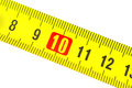 Tape Measure In Centimeters Stock Images - 29871404