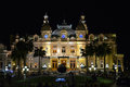 Monaco Casino By Night (Monte Carlo Casino) Stock Images - 29890064