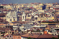 Roofs Of Rome Royalty Free Stock Image - 2994476