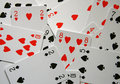 Hearts And Spades Royalty Free Stock Photography - 2999167