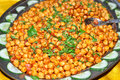 Channa Chat Stock Image - 29926721
