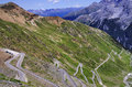 Stelvio Pass And Ortler, Italy Royalty Free Stock Image - 29944106