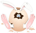 Easter Bunny - Cartoon Character - Vector Illustration Stock Photos - 29954783