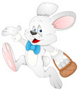 Easter Bunny - Cartoon Character - Vector Illustration Royalty Free Stock Photography - 29954817